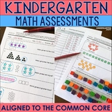 Kindergarten Math Assessments