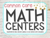 Kindergarten Guided Math Lessons: BUNDLE