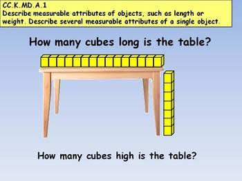 Kindergarten Common Core Math Set