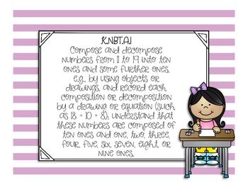 Kindergarten Common Core Math Standards