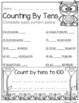 100 Kindergarten No Prep Math, Writing, Reading and Langua