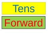 Kindergarten Common Core Mathematics Vocabulary Terms Word