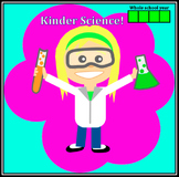 Kindergarten Common Core & Next Generation Science NGSS Lessons: Full Curriculum
