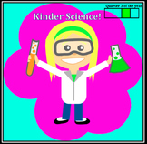 Kindergarten Common Core & Next Generation Science NGSS Lessons: Quarter 3