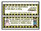Kindergarten Common Core Posters: BUSY BUZZY BEE
