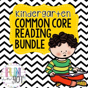 Kindergarten Common Core Reading Bundle!