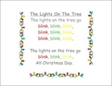 Kindergarten Common Core Shared Reading Charts -Thanksgiving, Fall, Christmas...
