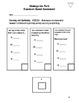 Kindergarten Common Core Standards Assessments