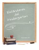 Kindergarten Common Core ELA checklist in Spanish