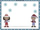 Winter Math Centers and Activities for Kindergarten