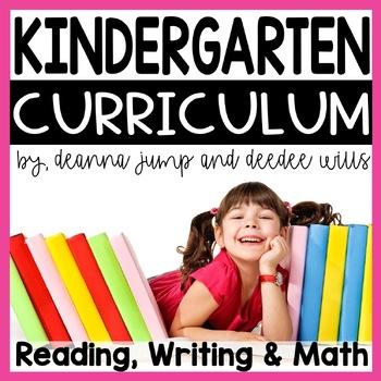 Kindergarten Complete Curriculum