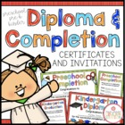 End of Year Certificates and Diplomas