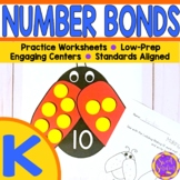 Kindergarten Composing and Decomposing Numbers to 10 | Dis