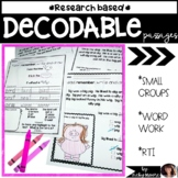 Kindergarten Comprehension