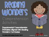 Kindergarten Comprehension Practice- Aligned with Reading