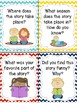Kindergarten Comprehension Questions Cards