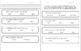 Kindergarten Comprehension Tests - Reading Street Unit 2