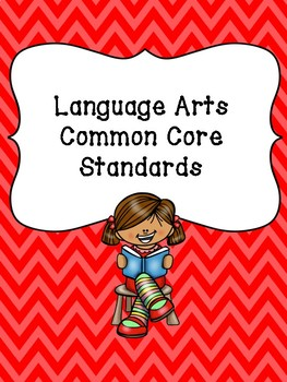Kindergarten Collection of Standards Binder: CCSS, NGSS and SS GLCE
