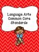 Kindergarten Collection of Standards Binder: CCSS, NGSS an