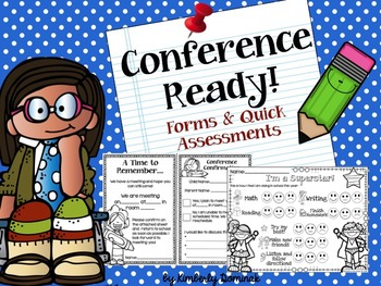 Conference Ready! Forms & Quick Assessments