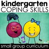Kindergarten Coping Skills Activities: Coping Skills Group