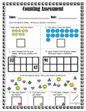 Kindergarten Counting 0 - 100