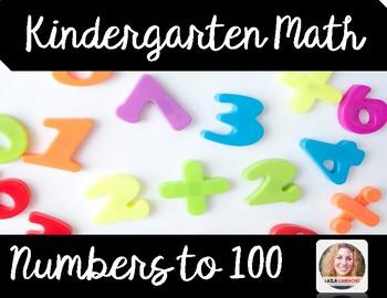 Kindergarten Counting 1-100