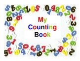 Kindergarten Counting Book