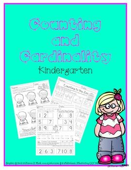 Kindergarten Counting & Cardinality