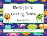Kindergarten Counting Games