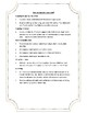 Kindergarten Counting Homework Cards-Aspect1 Numeracy Continuum