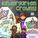 Kindergarten Crowns