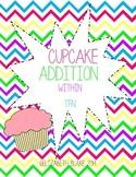Kindergarten Cupcake Addition