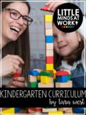 Kindergarten Curriculum BUNDLED VERSION TWO | HOMESCHOOL C