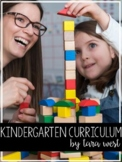 Kindergarten Curriculum BUNDLED VERSION TWO