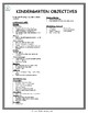 Kindergarten Curriculum BUNDLED Resources - ELA and Math - Common Core