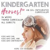 Kindergarten Curriculum Bundle Buy the Store - Updated for