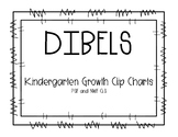 Kindergarten DIBELS Goal and Growth Clip Charts