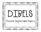 Kindergarten DIBELS Goal and Growth Clip Charts