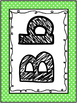 Kindergarten Daily Focus Board Green and Pink Polka Dot
