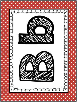 Kindergarten Daily Focus Board-Red Polka Dot Edition