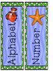Kindergarten Daily Focus Board Under the Sea Edition
