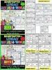Kindergarten Daily Literacy- Back To School LITERACY Starter Bundle Pack