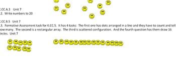Kindergarten Daily Math review smart board