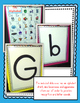 Kindergarten Daily Quick Review POWERPOINT (letters, numbers, words)