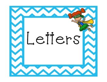 Kindergarten Daily Review: Letters, Numbers, Shapes, Color Words