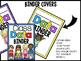 Kindergarten Data Binder, Tracking, & Assessments- (CCSS)