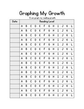 Kindergarten Data Binder for Math and Literacy