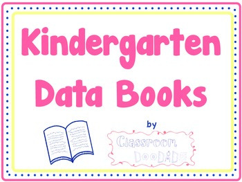 Kindergarten Data Book