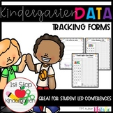 Kindergarten Data Folder/Student Data Graphs